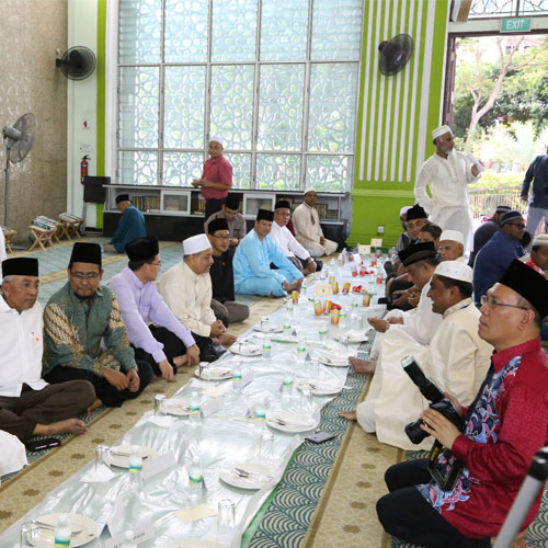 Iftar Party 2015